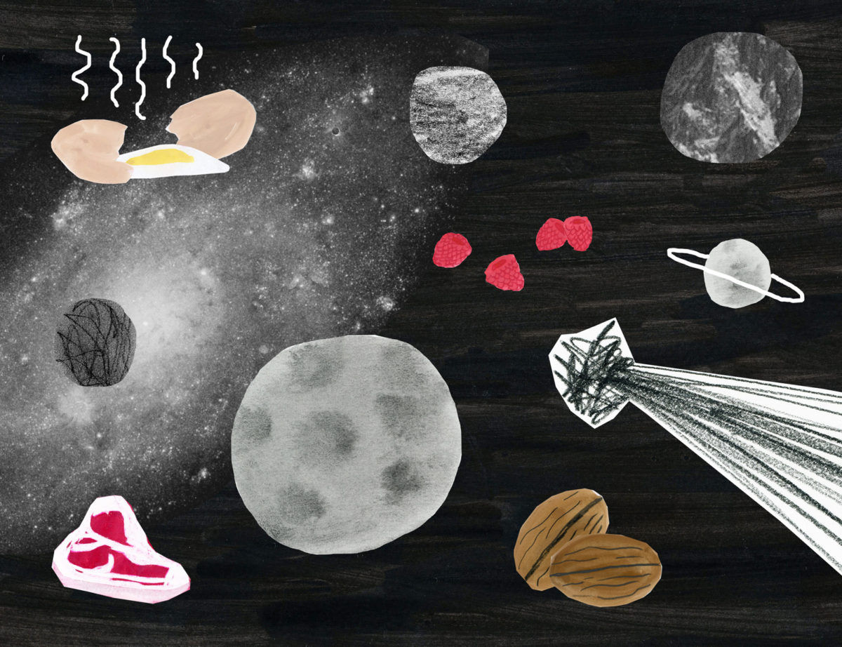 ten smells from outer space   The Fifth Sense   i-D